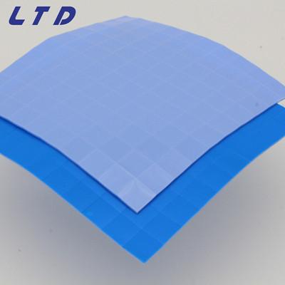 led导re硅jiao垫